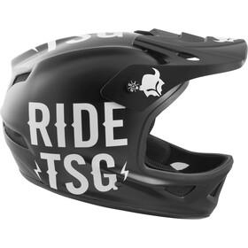 TSG Squad Graphic Design Fietshelm Heren zwart